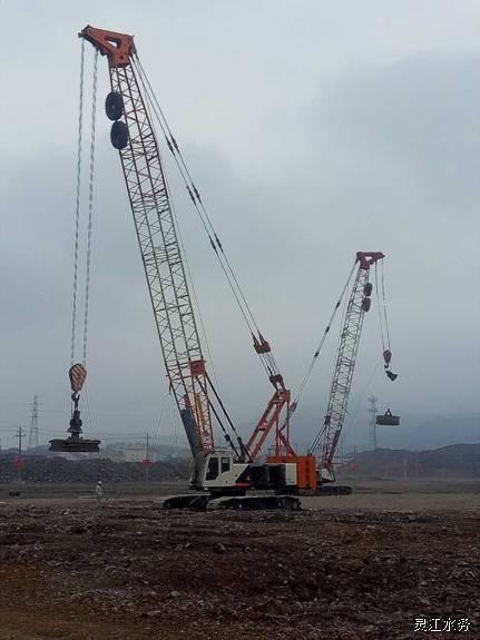方溪水库投资发展有限公司召开大田安置区工程设计,施工技术交底会议